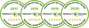 GJ Gardner - 2020 Product Reviews Awards