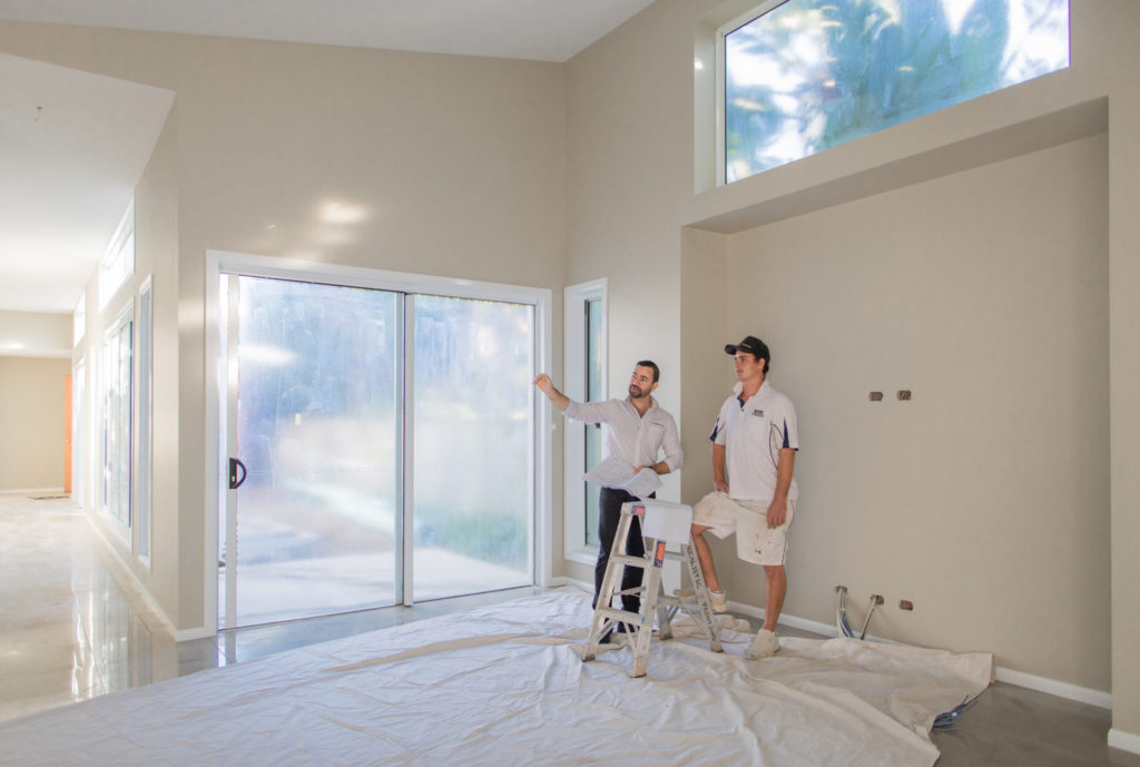 The final stages of building your home